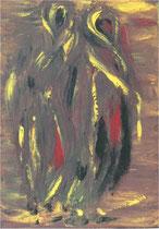 Imaginaire 731, acrylique sur toile 70x50