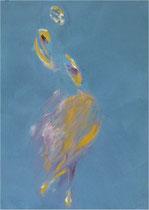 Imaginaire 2006-01, acrylique sur toile, 70x50