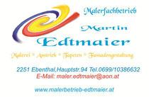 Branchenbezeichnung: Maler