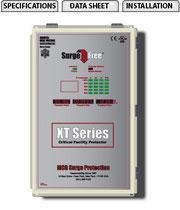 Protector para sobretension - DPS clase C, 400 kA de MCG