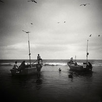 Puerto Lopez Lomographie
