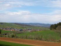 Blick Richtung Schwarzwald