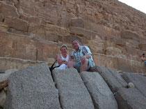 2007 Pyramiden vor Kairo