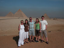 2007 Grüsse aus Ägypten