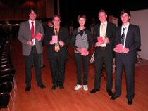 2009 Diplomfeier der Bauzeichner