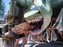 Universal Studio in Los Angeles mit tragischem Ende