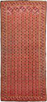 8. Ersari/Beshir Kelley, Mittlere Amu Darya Region, Zentralasien, 4. Viertel 19. Jahrhundert, 430 x 195 cm