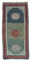 5. Khamdrum, Khaden, Zentraltibet, 2. Hälfte 19. Jahrhundert, 136 x 62 cm