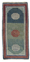 6. Khamdrum, Khaden, Zentraltibet, 2. Hälfte 19. Jahrhundert, 136 x 62 cm SOLD