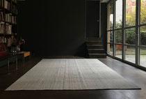 9. Kelim, Anatolien, Salz und Pfeffer, Neuzeitlich, 350 x 248 cm, Maßanfertigung möglich