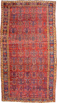8. Ersari/Beshir, Mittlere Amu Darya Region,  2. Hälfte 19. Jahrhundert,  354 x 187 cm