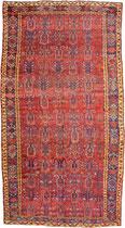 7. Ersari/Beshir, Mittlere Amu Darya Region,  2. Hälfte 19. Jahrhundert,  354 x 187 cm