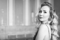 Irina im Palast Odessa - Fotograf Heiko Probst
