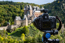 """Making of"" Burg Eltz"