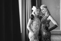 Luisa und Larissa im Palast Odessa - Fotograf Heiko Probst
