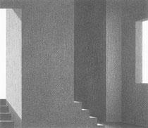 graphite sur papier 17,2 x 15 cm