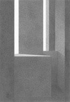 graphite sur papier 13 x 19 cm