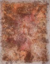 Farbfieber, 2002, Mischtechnik auf Leinwand, 146x114 cm
