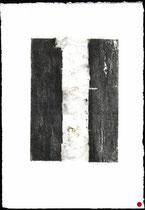 ohne Titel, Monotypie, 2002, 29x20 cm [ID 20020096] - nicht mehr erhältlich