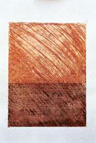 ohne Titel, 2000, Mischtechnik auf Papier, 56 x 37 cm [20000290]