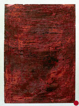 untitled, mixed media on paper, 2001 [20010272] - SOLD
