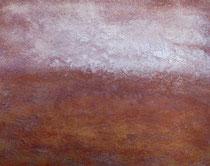 Colorado, 2006, técnica mixta sobre lienzo, 73x92 cm