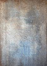 ohne Titel, 2007, Mischtechnik auf Leinwand, 70x50 cm (2009-11_DSC_6240)