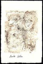 ohne Titel, Monotypie, 2002 [20020196]