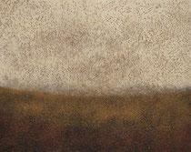 Semilla, 2006, técnica mixta sobre lienzo, 73x92 cm