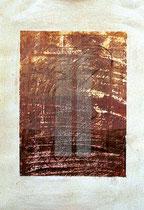 sin título, 2000, Técnica Mixta sobre Papel, 56 x 37 cm [20000288]