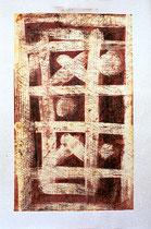 ohne Titel, 2000, Mischtechnik auf Papier, 55 x 37 cm [20000291]