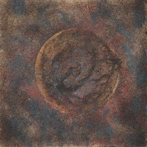 without title, 2006, mixed media on canvas, 80x80 cm