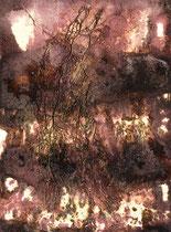 sin título, técnica mixta sobe papel, 2001, 56 x 37 cm [20010274]