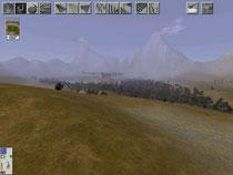 Eine Landschaft von mir erstellt.