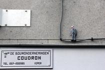 Isaac Cordal, Spanien.