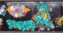 Murals in der Krugerstraat
