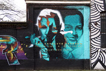 Mural von Matthew Dawn in der Minckelersstraat