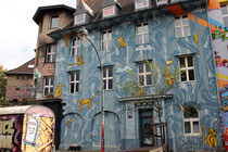 Kiefernstraße - Haus Nr. 23 - Affen Haus - Mojo Brothers