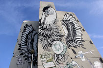 """""""The Heron"""" eine Crowdfunding-Arbeit von Dave de Leeuw und Vincent Lancee"""