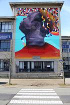 Ein Mural von Eversiempre aus Argentinien.
