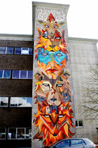 Mural von Strook