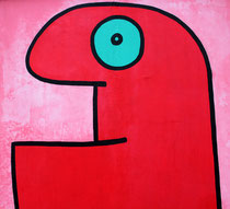 Thierry Noir - East Side Gallery