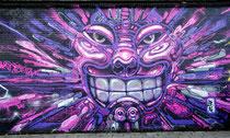 Mural in der Krugerstraat