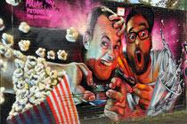 Mural in der Uitbreidingstraat