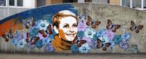 Mural von Zaira