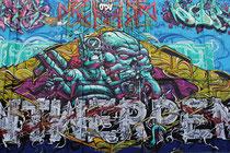 Mural von ODV Crew