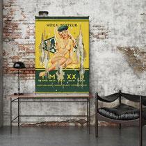 MISS YACCO  Collage papier & technique mixte sur support bois 105 cm x 73 cm  2020