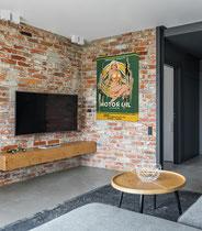 MISS LOTUS  Collage papier & technique mixte sur support bois 105 cm x 73 cm  2021
