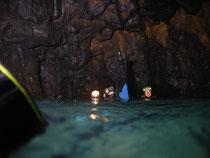 Catedrale, Höhlentauchen für Anfänger