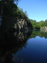 Kleiner Ammelshainer See (Naturschutzgebiet, tauchen nicht erlaubt)